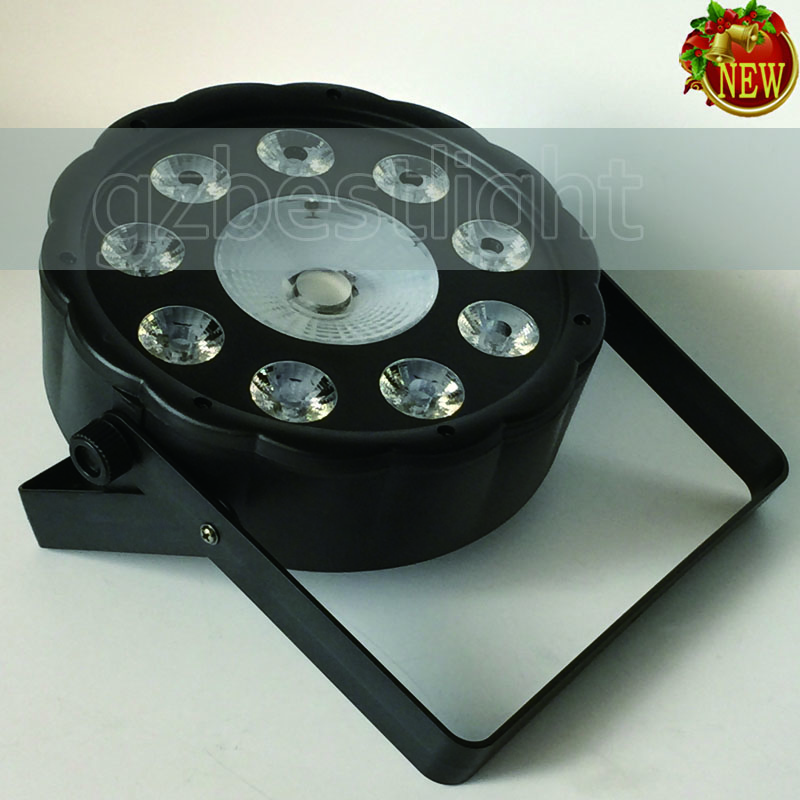 18pcs/lot led Stage Lighting Effect light wash led par light 9+1 with dmx 4/8 channels Commercial Lighting<br>