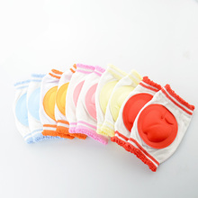 Cute baby knee pads Protector 13*9CM Children Cotton Leg Warmers Kids Safety Crawling Learn Walk Infant Toddler Knee Pads