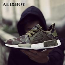 Buy Outdoor Military Camouflage Sports Men Running Shoes 2017 Summer Krasovki Army Green Trainers Ultra Boosts Sneakers Walking Shoe for $16.65 in AliExpress store