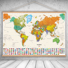 Popular World Map Cloth Buy Cheap World Map Cloth Lots From China