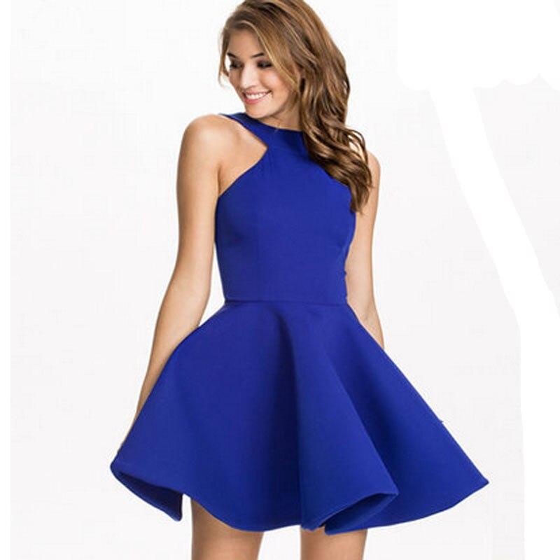 Объемные короткие платья