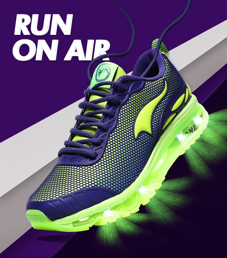 ONEMIX Breathable Mesh Running Shoes for Men Women Sneakers Comfortable Sport Shoes for Outdoor Jogging Trekking Walking 6