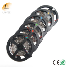 2017 NEW 5M Led Strip Light SMD 2835 60led/M 300LEDs Flexible Led Light String RGB Red Blue Green White