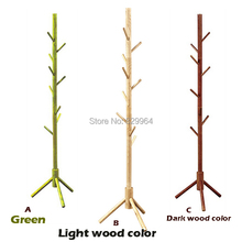 Diy 100% Wax wooden coat racks ,Living room furniture manufacturing durable solid wood coat racks,wood furniture,art coat hanger