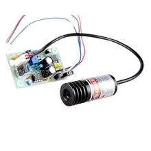 150mW Industrial Red laser diode module/TTL/18*45mm/extend driver/continuous operation