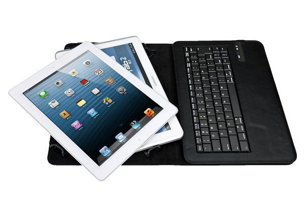 Wireless Bluetooth Keyboard CaseUniversal 9-10 Tablet PC  for iOS Android Windows Operation System new arrive free shipping<br><br>Aliexpress