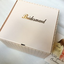 Buy Bridesmaid Gift Box And Get Free Shipping On Aliexpress Com