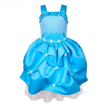 Bear Leader Girls Party Dress 2018 New Summer Style Sleeveless Princess Dresses Children Clothing 3-7Y Kids Dresses(China)