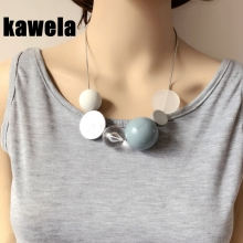 Free Shipping New Statement Collar Sweet Charm Necklace(China)