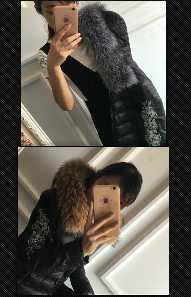 raccoon collar details 9