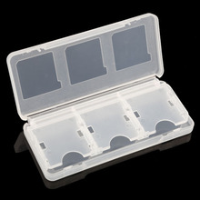 6in1 Game Card Case Box for Nintendo DS Lite NDSL NDS Portable New E2shopping