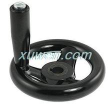 1pcs 20mm Bore Dia Three Spoke Hand Wheel w w Revolving Handle for Milling Machine 20mmx200mm for free shipping *(China)