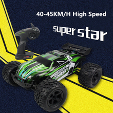 Buy Bigfoot Monster drift Vehicle 2.4G RC Car 45KM/H High-speed 1:12 Remote Control Car 4WD road Racing Car Boy Toys VS 136100 for $124.80 in AliExpress store