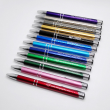 Metal-Ball-Pen Custom Your-Own-Text-Design Bridal-Gifts Wedding Personalized Free