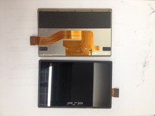 100% original new no dead pixel for pspgo for psp go lcd display screen replacement(China)