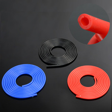 universal 4mm Silicone Vacuum Tube Hose Silicone Tubing Length 1M and 5M