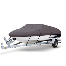 17 18 19 inch Boat Cover Beam-95 Heavy Duty Trailerable 210D V-Hull 550cm x 320cm