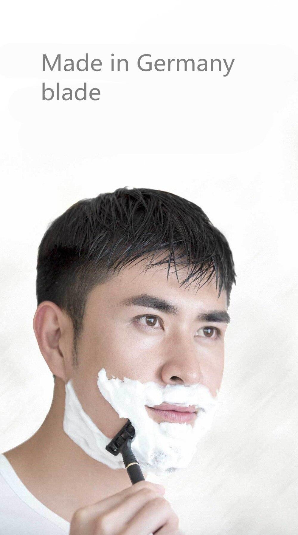 Original xiaomi mijia Men Women Shaver Razor lemon flavor , 8 in 1 Sets Magbetic replace the clip For xiaomi smart home