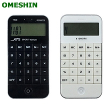 U 1PC New Office Supplies Student Mini Electronic Digit Calculator wholesale