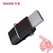 SanDisk USB Flash Drive 256GB 128GB 64GB 32GB 16GB 8GB Memory Stick Pen Drives Pendrive Flashdisk U Disk with MicroUSB TypeC USB(China)