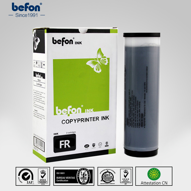 befon Duplicator Ink FR fr ink for use in FR-3950 2900 2950<br>