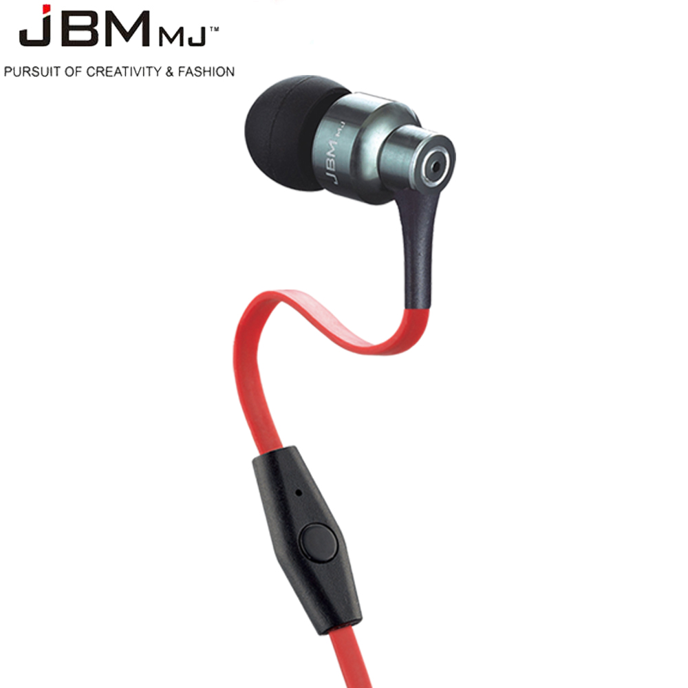 3.5mm Audio Metal Earphone Subwoofer Headset For XiaoMi For Samsung j5 For iPhone 4s 5 6 MP3 Player MP4 With MIC and Retail Box<br><br>Aliexpress