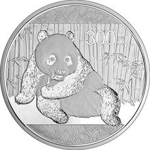 2015 Chinese Panda commemorative silver coin 1kg with the value 300 Yuan with COA and box for collection free shipping