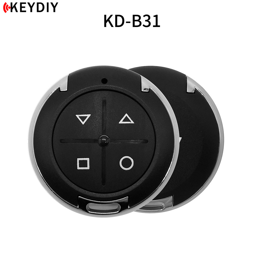 KEYDIY 4 Buttons General Garage Door Remote B31 for KD900 URG200 KD-X2/KD MINI Remote Generater(China)