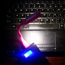 Mini USB LED Lamp Portable Keyboard USB Light Desk Read Night Light Lamp for Macbook Notebook Laptop EM88
