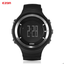 Top Brand EZON Multi-Function GPS Smart Sports Digital Watches Running Hiking Rechargeable 50M WaterProof Men's Wrist Watch