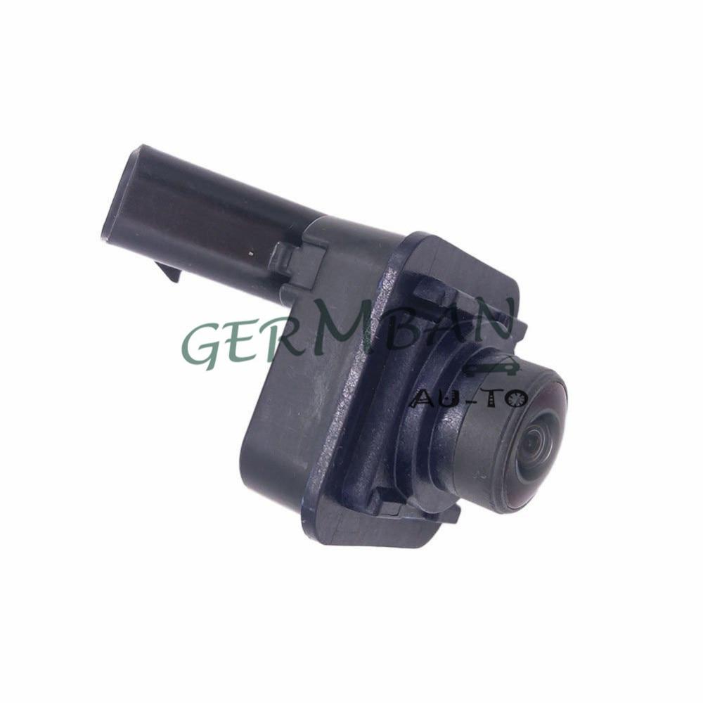 JESBEN Front Facing Camera Assist Parking Camera Fit For Explorer 2.3L 3.5L 2016 GB5T-19H222-AB