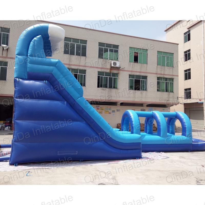 inflatable bouncer slide fun city castle(40)