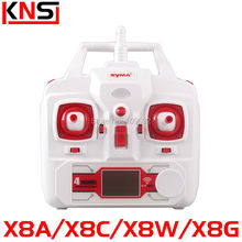 100% original Syma X8 X8C Quadrocopter Remote control X8C spare parts RC Helicopters Drone 6-axis X8A UAV Accessories Aircraft(China)