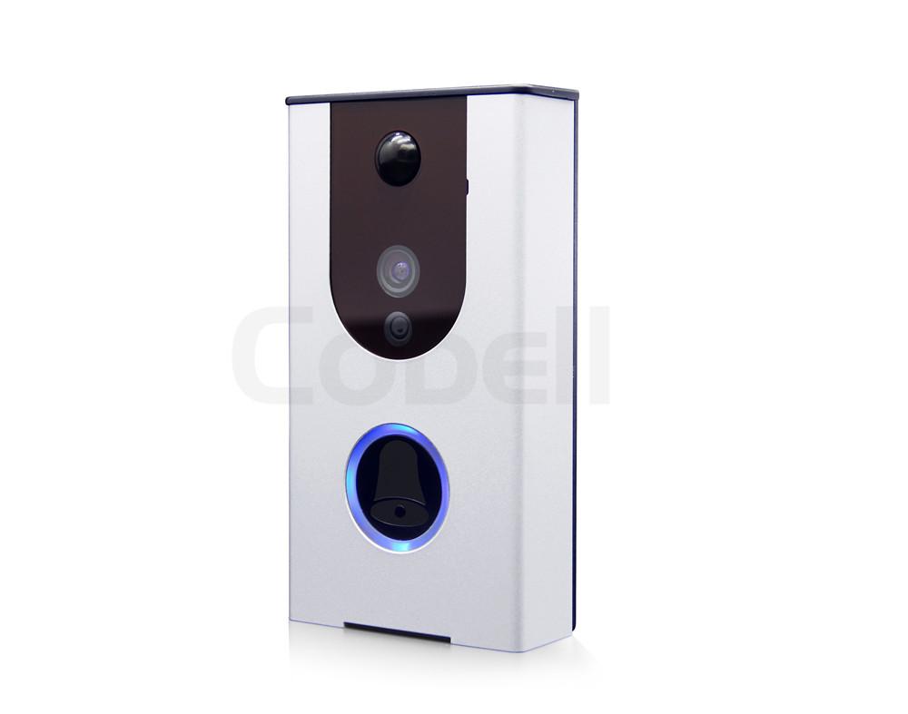 Battery Video Doorbell Camera _DB31S_Calling_