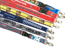 2.0*50cm 250pcs Neck Strap Screen Lanyards Mobile Phone/ID card/Key Belt Lanyard with Lobster Clasp Logo Custom(China)