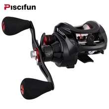 Piscifun Torrent Baitcasting Reel 8.1kg Carbon Drag 7.1:1 Gear Ratio Magnetic Brake Saltwater Freshwater Baitcaster Fishing Reel