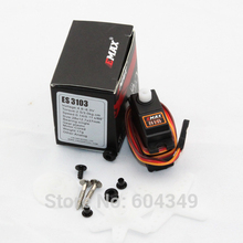 EMAX ES3103 17g Micro rc Servo with bearing FOR Car Boat Plane