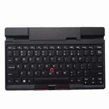 New Original for Lenovo ThinkPad Tablet 2 Bluetooth Keyboard Bracket Stand US English Built-in Battery 0B47270(China)