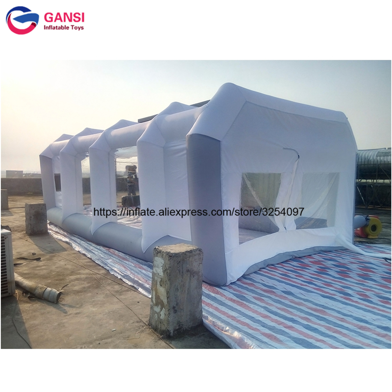 inflatable spray booth31