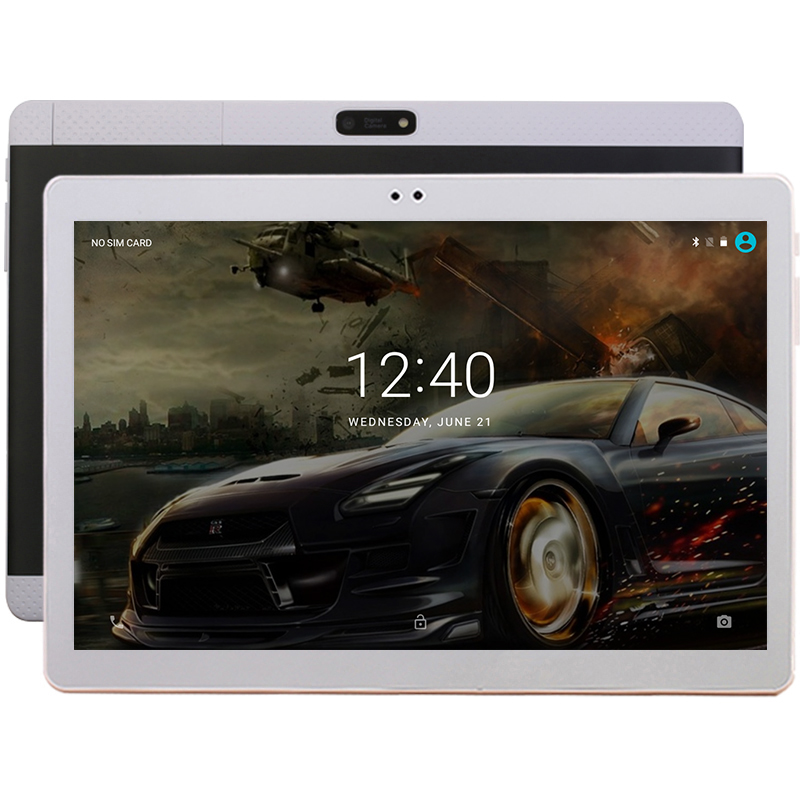 Best Seller ! Android 7.0 10 inch tablet Deca Core 4GB RAM 32GB ROM 4G LTE 1920x1200 IPS 8.0MP Dual SIM Card Tablet 10.1 Laptop(China (Mainland))
