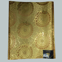 2016 hot sale nigeria headties gold African Jubilee sego gele head tie head wrapping fabric for wedding party LXL-8-5