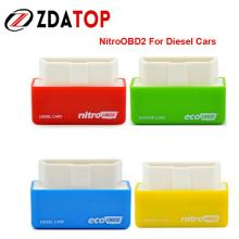ZOLIZDA NitroOBD2 Chip Tuning Box Plug and Drive Chip Tuning interface Convenience using for Diesel/Benzine NitroOBD2 free ship