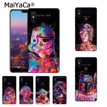 MaiYaCa Star Wars Unique Design phone case Xiaomi Mi 6 Mix2 Mix2S Note3 8 8SE Redmi 5 5Plus Note4 4X Note5