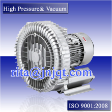 JQT-1500-C 2HP AC380V oil free beverage vortex blower side channel vacuum pump 380V/50HZ