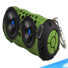 new design bicycle speaker 3d stereo subwoofer water/shock/dust proof