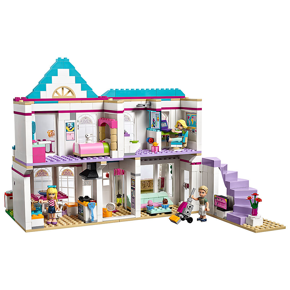 lepin-Friends-01014-Good-Girl-the-Romantic-Doll-House-Model-Set-Building-Blocks-Compatible-41314-Legoinglys (2)