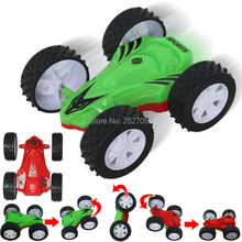 Large Size Stunt Dump Truck/Inertia toy cars Double sided toys car for children