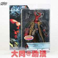 NEW hot 17cm Hellboy collectors action figure toys Christmas gift doll with box