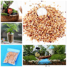 2017 New Arrival 1 Pack 30g Moss Microlandschaft Aquarium Sand Pebble Stone Gravel