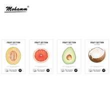 New 4 Style Cute Kawaii Fruit Notebook Memo Pad Self-Adhesive Sticky Notes Office School Supplies Post It Memo Pad(China)